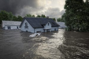 Can a flooded home be saved