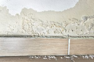 Can a slab leak cause mold